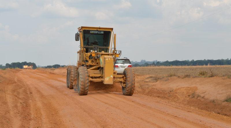 Rio Crespo: Secretaria de Obras realiza recuperação na Linha C 90 do município