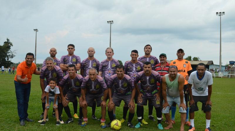 Idaron vence a equipe Ki gol por 2×1 e é campeã da copa veteranos